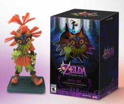 Legend of Zelda FIGURE Majoras Mask FIGURE 3D Limited - Edition Bundle - $28.00
