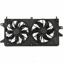 RADIATOR A/C DUEL FAN ASSEMBLY GM3115144 FOR 04 05 06 07 08 09 BUICK LACROSSE image 3