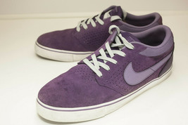 Nike Paul Rodriguez US 13 Purple Sneakers Men's Skate Shoes - $38.00