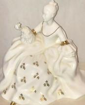 Lovely  Royal Doulton Figurine # 2 1965 Antoinette HN 2326 - $34.65