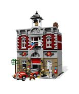 City Fire Brigade Building Blocks (compatible Lego 10197) - $149.99