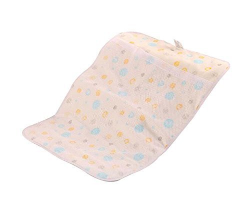 Baby Infant Urine Mat Cover Changing Pad Crib Mattress Pad, BLUE