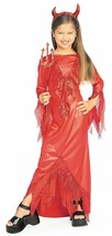 Halloween Concepts Child's Devilish Diva Costume, Large - $18.99