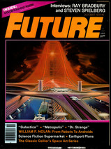 FUTURE Life #5, Oct.1978, Ray Bradbury interview, Metropolis, Poster, Sp... - $7.00