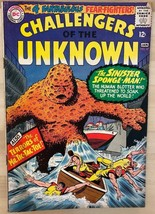 CHALLENGERS OF THE UNKNOWN #47 (1965) DC Comics VG+ - $9.89