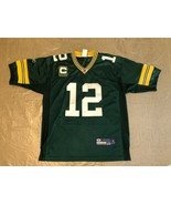Reebok Aaron Rodgers #12 Football Jersey, Size 48, Very Good Condition - $30.39