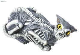Halloween Zombie Cat Prop Outdoor Indoor Horror Creepy Figure Holiday De... - $22.76