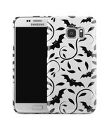 Casestry | White And Black Vine Bat Halloween | Galaxy S6 Case - £9.20 GBP