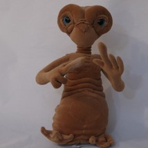 """ET Extra Terrestrial Plush Toy Bendable Toys R Us 13"""" Tall 2002 - $14.99"""