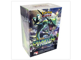 Pokemon Celestial Storm Prerelease Kit Build and Battle Box Sun & Moon T... - $21.99