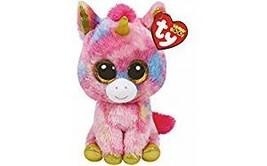 Ty Beanie Boos Fantasia - Multicolor Unicorn reg - $7.54