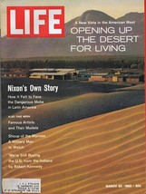 ORIGINAL Vintage March 23 1962 Life Magazine Richard Nixon - $24.74
