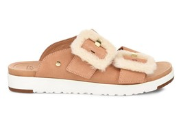 UGG Sandals Fluff Indio Slide Arroyo or Red Rock Size US Women's 7 New i... - $84.99