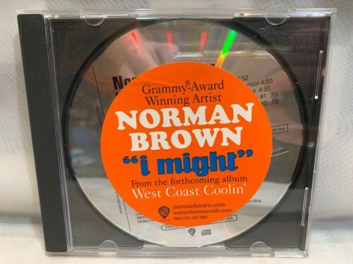 Primary image for Norman Brown I Might CD (PROMO Single)