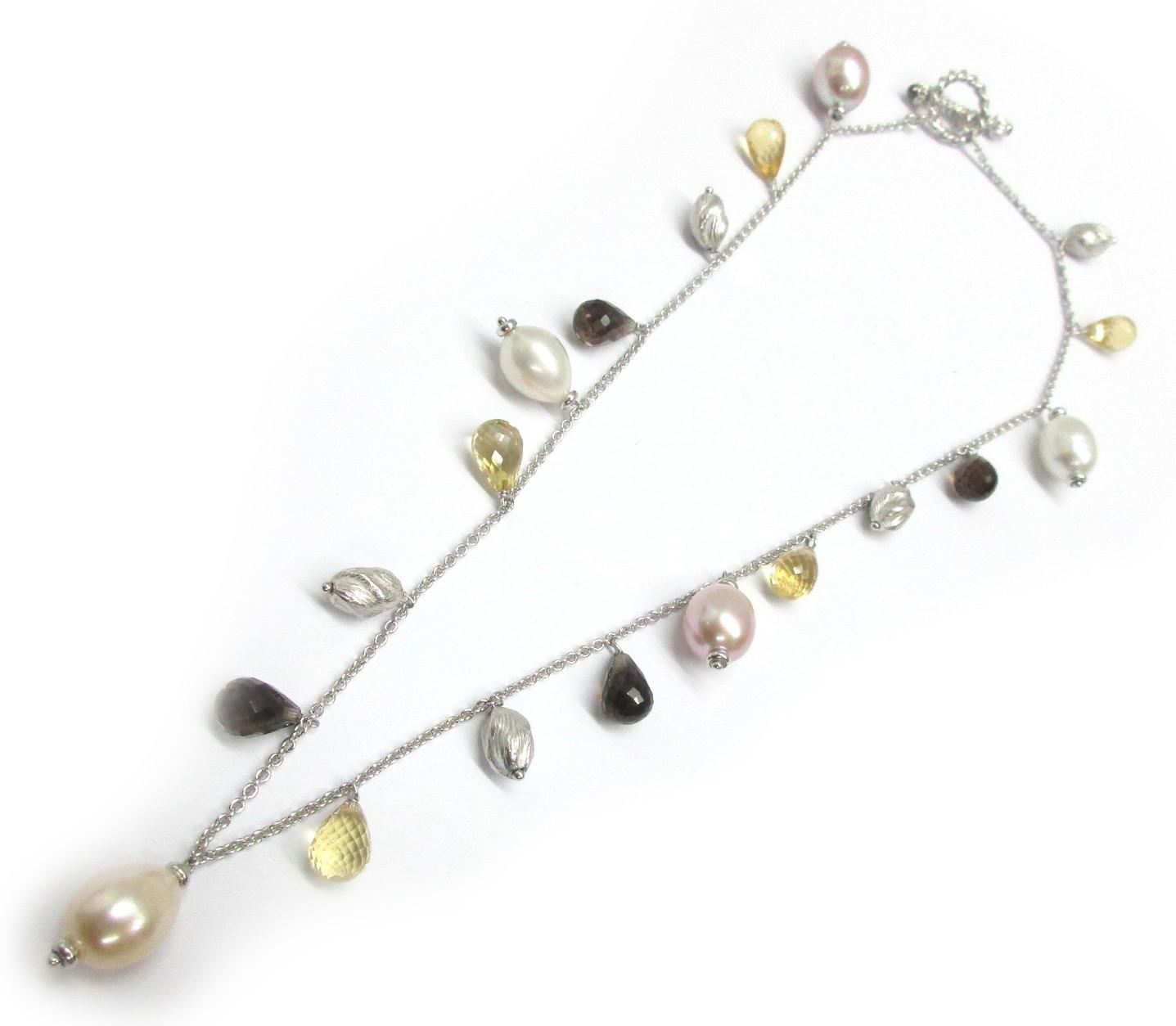 Roberto coin Women's .925 Silver Necklace