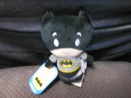 "Hallmark Itty Bittys ""Batman"" NEW Mini-Plush NO PRICE TAG & CREASE - $6.88"
