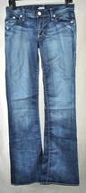 Rock & Republic Roth Addict Wash Snake Orange Blue Jeans 26 USA 7627 Womens - $33.99