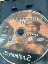 Sony PS2 Red Faction II image 3