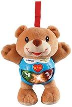 VTech Happy Lights Bear, Brown - $7.99