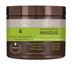 Macadamia Professional Nourishing Repair Masque - 8oz. - Medium to Coars... - $41.02