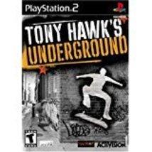 Tony Hawk's Underground | PlayStation 2 (PS2) - $12.87