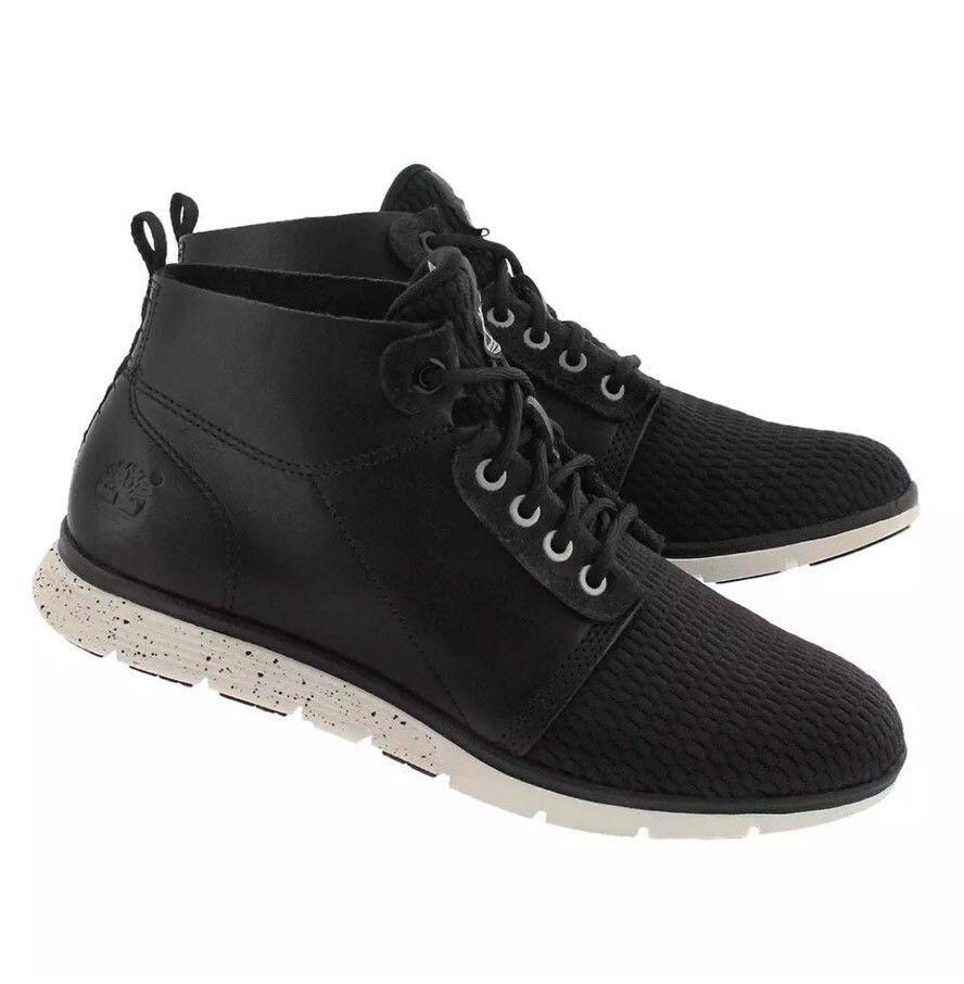 Timberland Womens Killington Chukka Boot, Black, 11M US