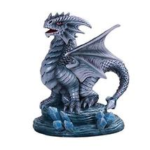 Pacific Giftware Anne Stokes Age of Dragons Baby Crystal Rock Dragon Home Tablet - $23.96