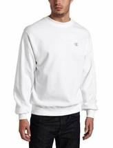 Champion Men's Pullover Eco Fleece Crew Sweatshirt White CS2465-045 - $24.95