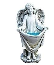 "Roman - 18.5""H SOLAR ANGEL HOLDING DRESS - $67.74"