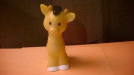 Fisher Price Little People Touch N Feel GIRAFFE Mouse Neck Ark Replacement - $3.50