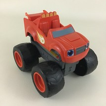 Blaze And The Monster Machines Transforming Blaze Jet Truck Sounds 2014 ... - $39.55