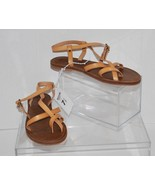Women's Lavinia Thong Sandals - Mossimo Supply Co.  Tan 7.5 - $9.99