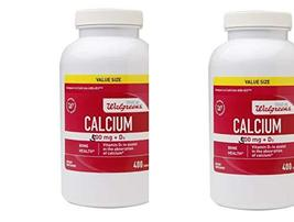 Walgreens Vitamin C Immune Health 500 Mg 400 Tablets(Pack of 2) - $24.99