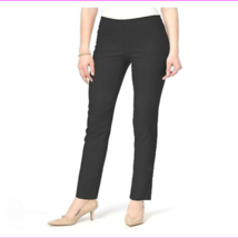 Charter Club Women's Slim-It-Up Tummy Panel Petite Chelsea Pull-On Pants - $18.07