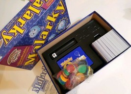MALARKY Bluffing Board Game NEW-Open Box SEALED Contents Played At TGI F... - $16.99