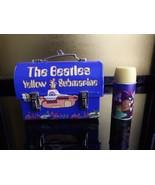 2002 Hallmark Beatles Yellow Submarine Lunch Box Set Ornament Collectible - $15.90