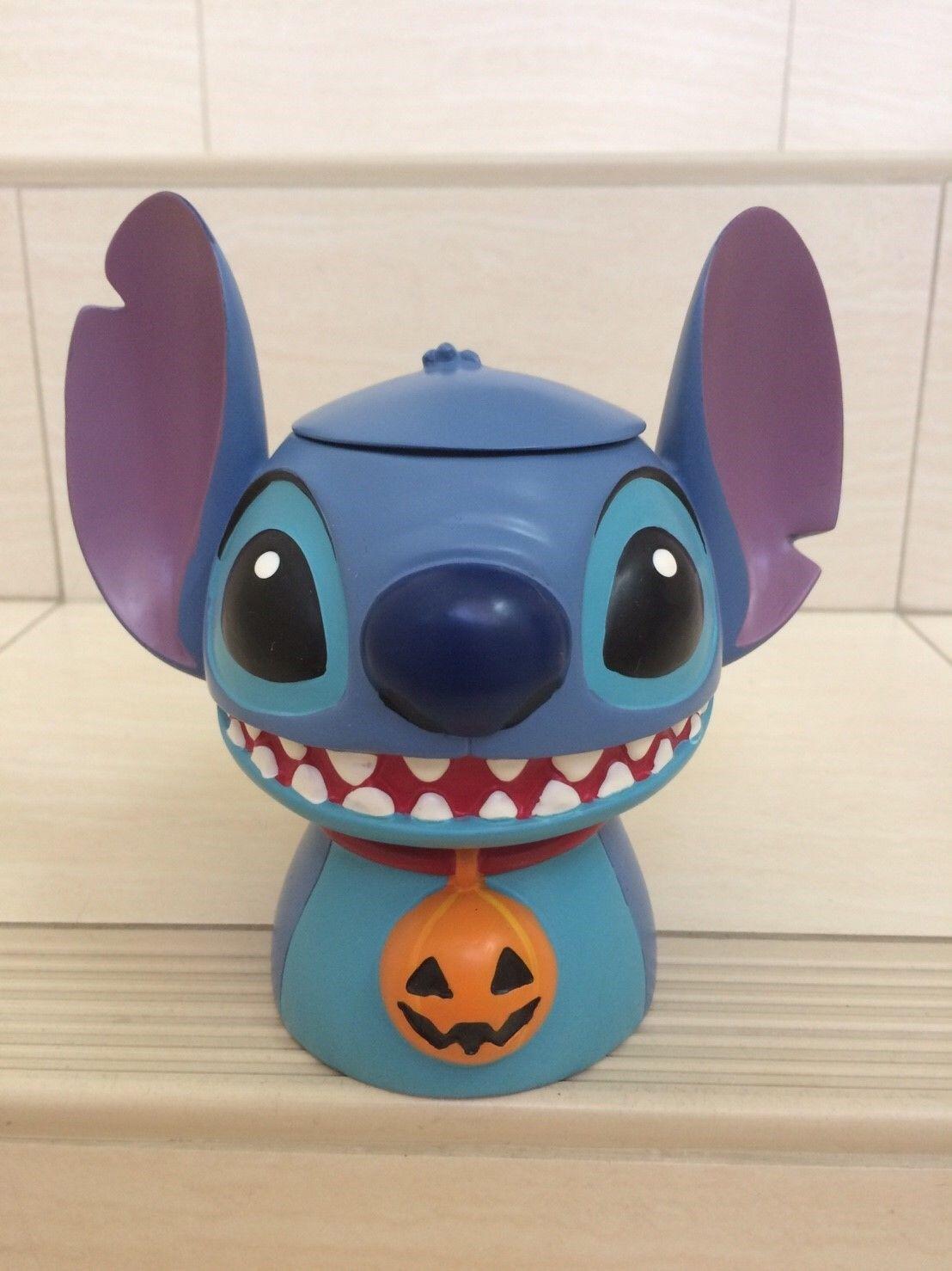Disney Lilo Stitch Pen Holder or Accessory box. Halloween Theme. RARE collection - $69.99