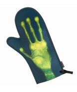 Greetings Earthling Martian Alien Hand Novelty Oven Mitt Halloween Decor... - $12.71