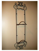 Southern Living at Home Harrison 2 Plate Rack Holder -NEW IN BOX- - $13.76
