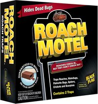 Black Flag 11020 511086 Roach Motel Insect Trap, Case Pack of 1 - $5.59