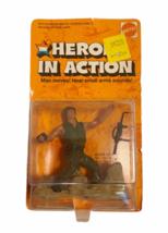 Lot (12) NOS Vintage 1974 Mattel Heroes in Action Card Figure Sealed Package image 8