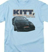 Knight Rider KITT the original smart car retro 80s TV series graphic tee NBC555 image 3