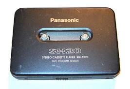 Matsushita Panasonic RQ-SX20 RQ SX20 SX 20 - $22.50
