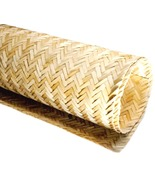 Bamboo Weave Matting Roll-4' x 8' Foot-Wallpaper/ Wainscoting/Ceiling Co... - $45.00+