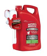 Nature's Miracle Advanced Stain and Odor Eliminator,  170oz - £34.78 GBP