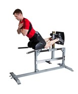 Body Solid ProClub Line Glute Ham Machine - $615.00