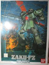 Gundam Mobile ZAKU-FZ MS-06FZ Bandai Japan Model 1/144 Scale 1989 Yuji K... - $35.75