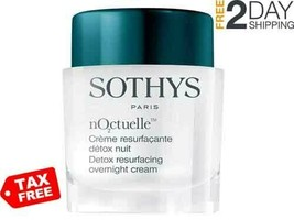 Sothys Noctuelle Overnight Cream 1.69 Ounces - $72.49