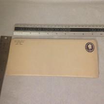 Vintage Ephemera 3 Cent Stamp Envelope Neal Gasoline Co. Tulsa Oklahoma - $6.66