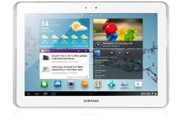 Samsung Galaxy Tab 2 (10.1-Inch, 16 GB, White) GT-P5113ZWYXAR - $172.99